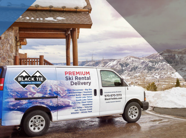 Black Tie Ski Rentals and Delivery in Whistler